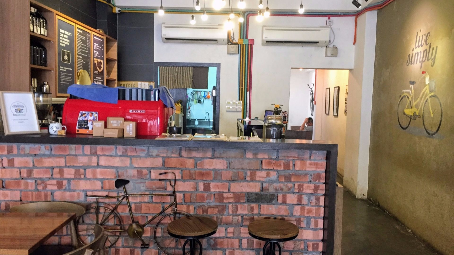 Best Cafes to Work From in Penang, Malaysia