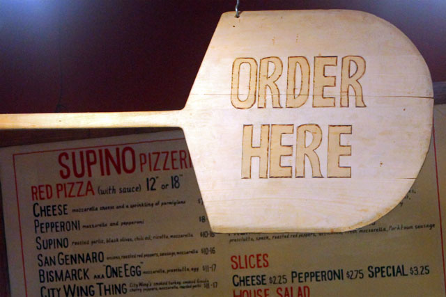 Supino Date: A Taste Of Eastern Market Detroit's Popular Pizzeria | via Wading in Big Shoes