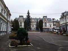 Lviv Semenskych Levytskych Sarayı