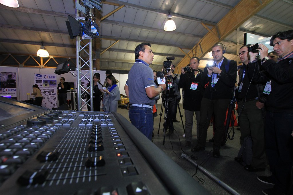 TecnoMultimedia InfoComm Colombia & TecnoTelevisión y Radio 2017