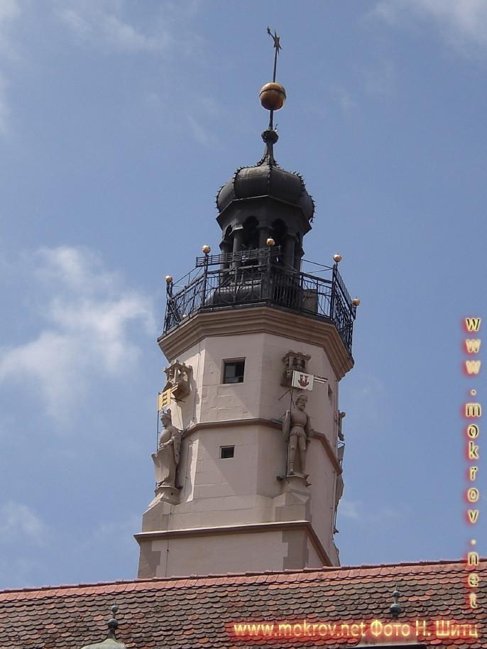 Исторический центр Города Ротенбург фотографии сделанные как днем, так и вечером