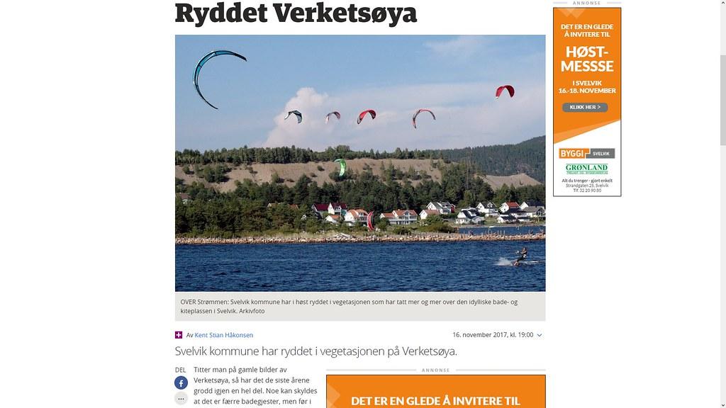 verketsøya