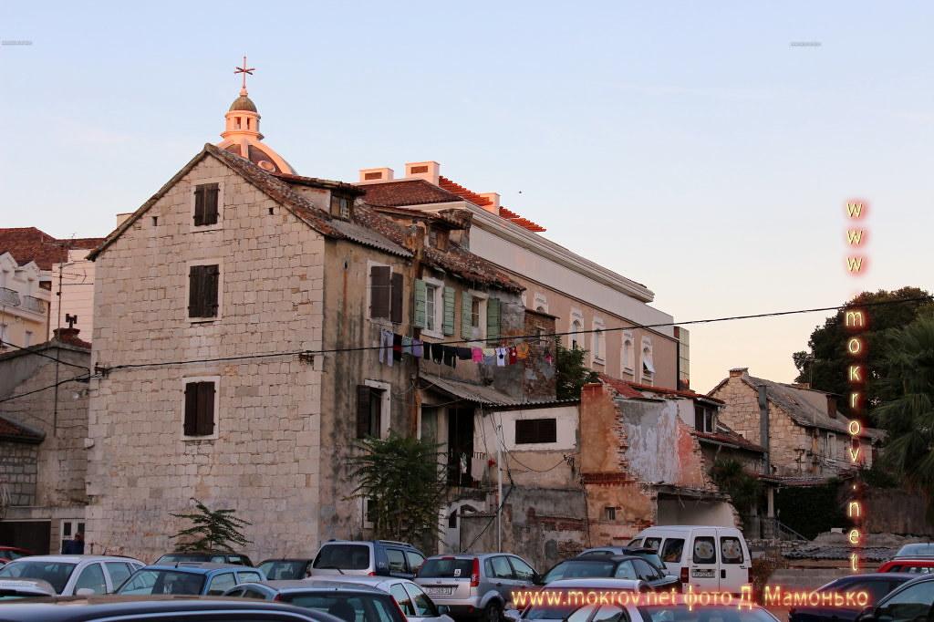Сплит — город в Хорватии живописные и необычные фотографии