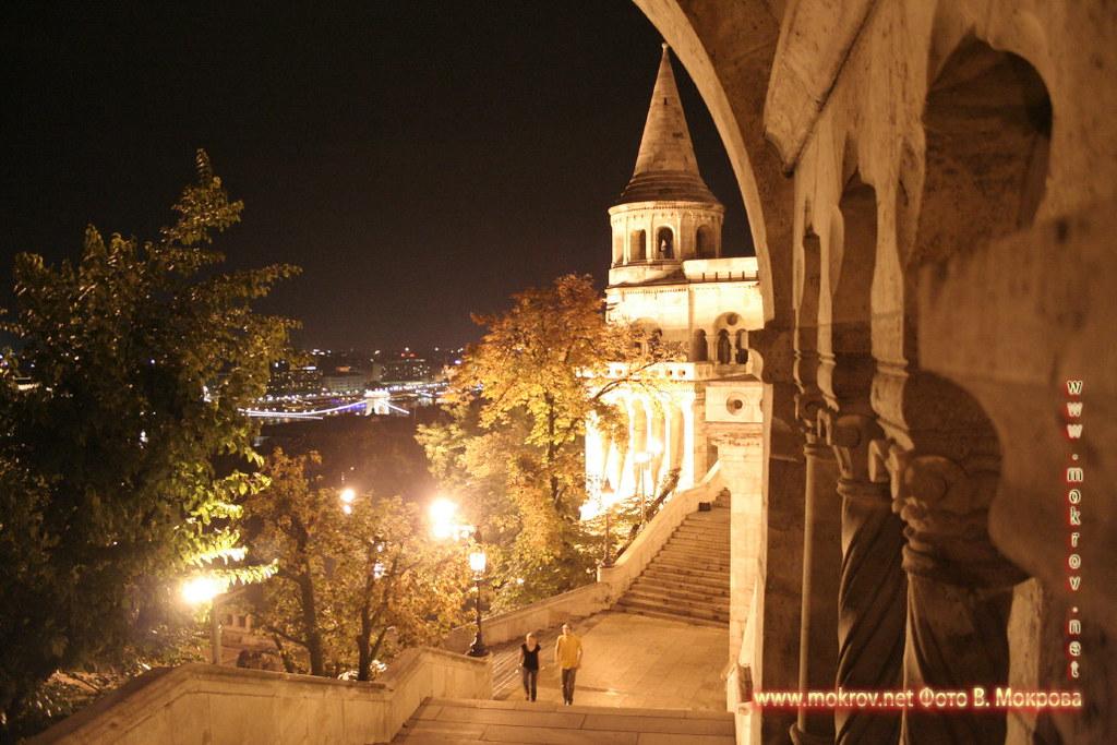 Столица Венгрии - Будапешт и фотограф