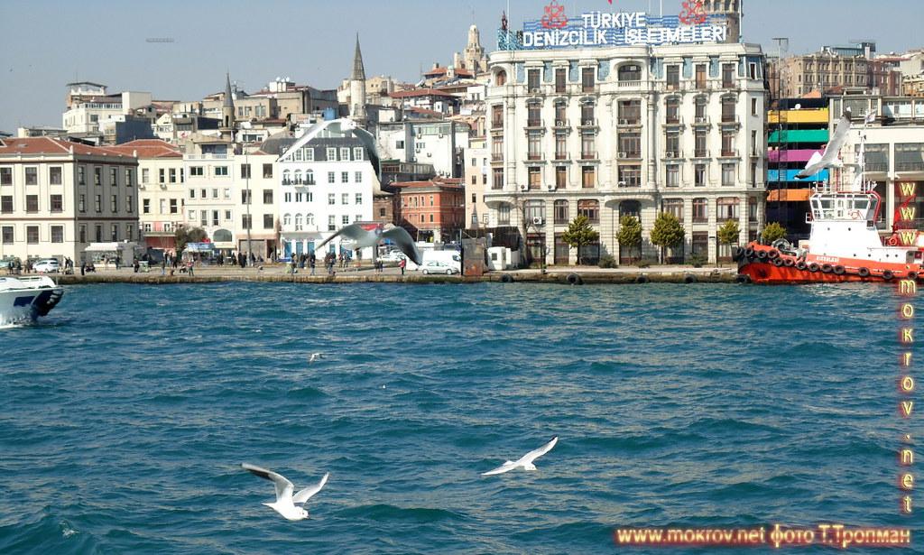 Исторический центр Город Стамбул — Турция фотозарисовки