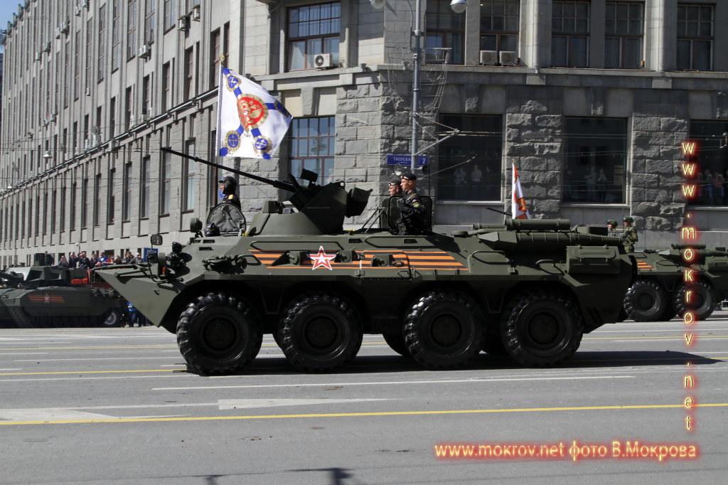 БТР-82А Парад победы 2015