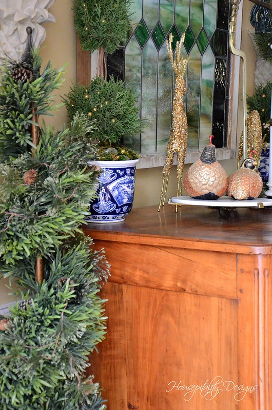 Christmas Foyer-Housepitality Designs-10