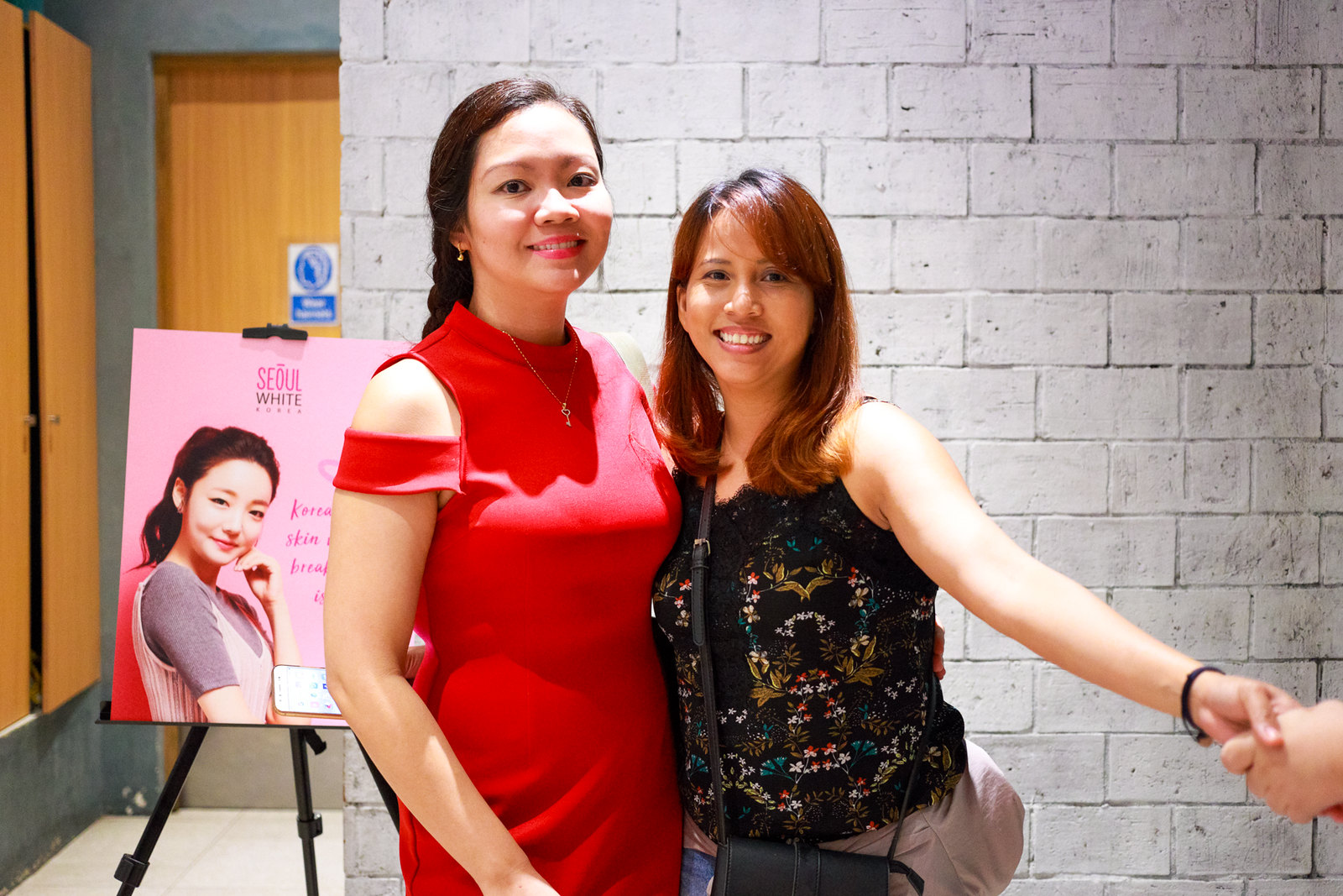With blogger Earth of Earthlingorgeous