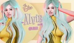 .Olive. the Alvie Hair @ Uber