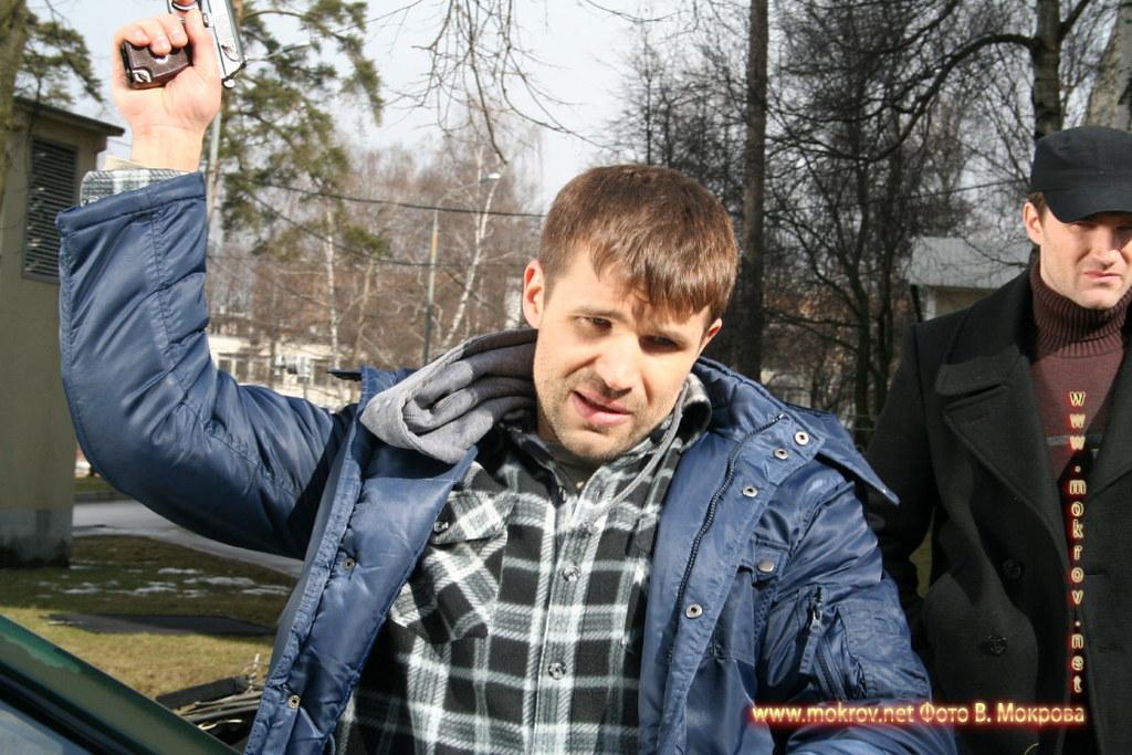 Тимур Ефременков.