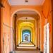 Rainbow Corridor. by 5PR1NK5 • Vast Spaces & Forgotten Places