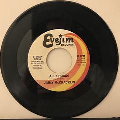 JIMMY MCCRACKLIN:ALL SHUCKS(RECORD SIDE-A)
