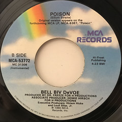 BELL BIV DEVOE:POISON(LABEL SIDE-B)