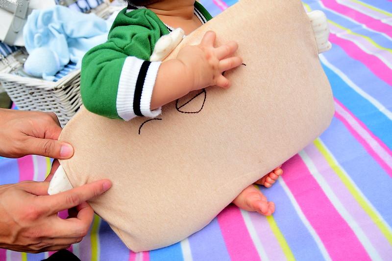 頭型枕mimos頭型枕cani嬰兒顧頭型枕頭防扁頭嬰兒枕cani枕頭cani air wave枕頭價格 (35)