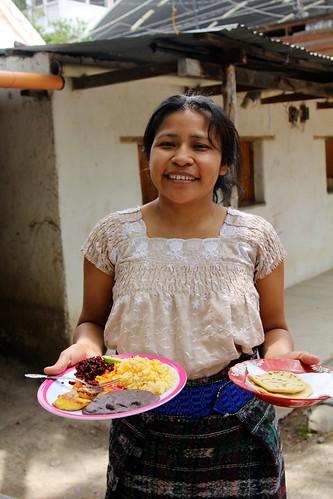 #GivingTuesday: Help Support a Community-run Education, Work, & Nutrition Program in Guatemala #Konojel1128