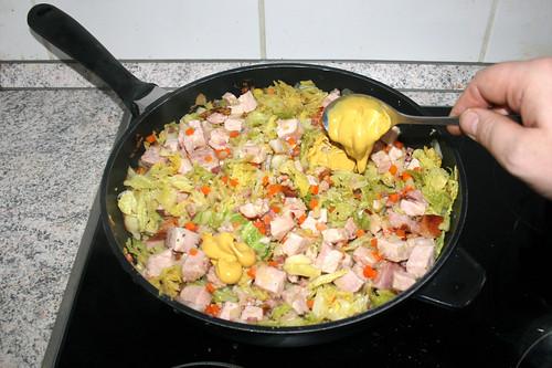 44 - Senf einrühren / Stir in mustard