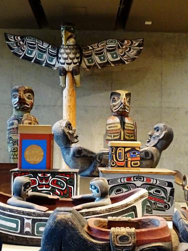 MOA - Haida items