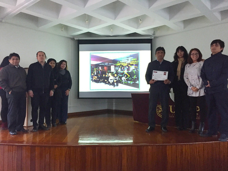La Facultad de Medicina humana realizó ambientación de áreas-Ganadores.