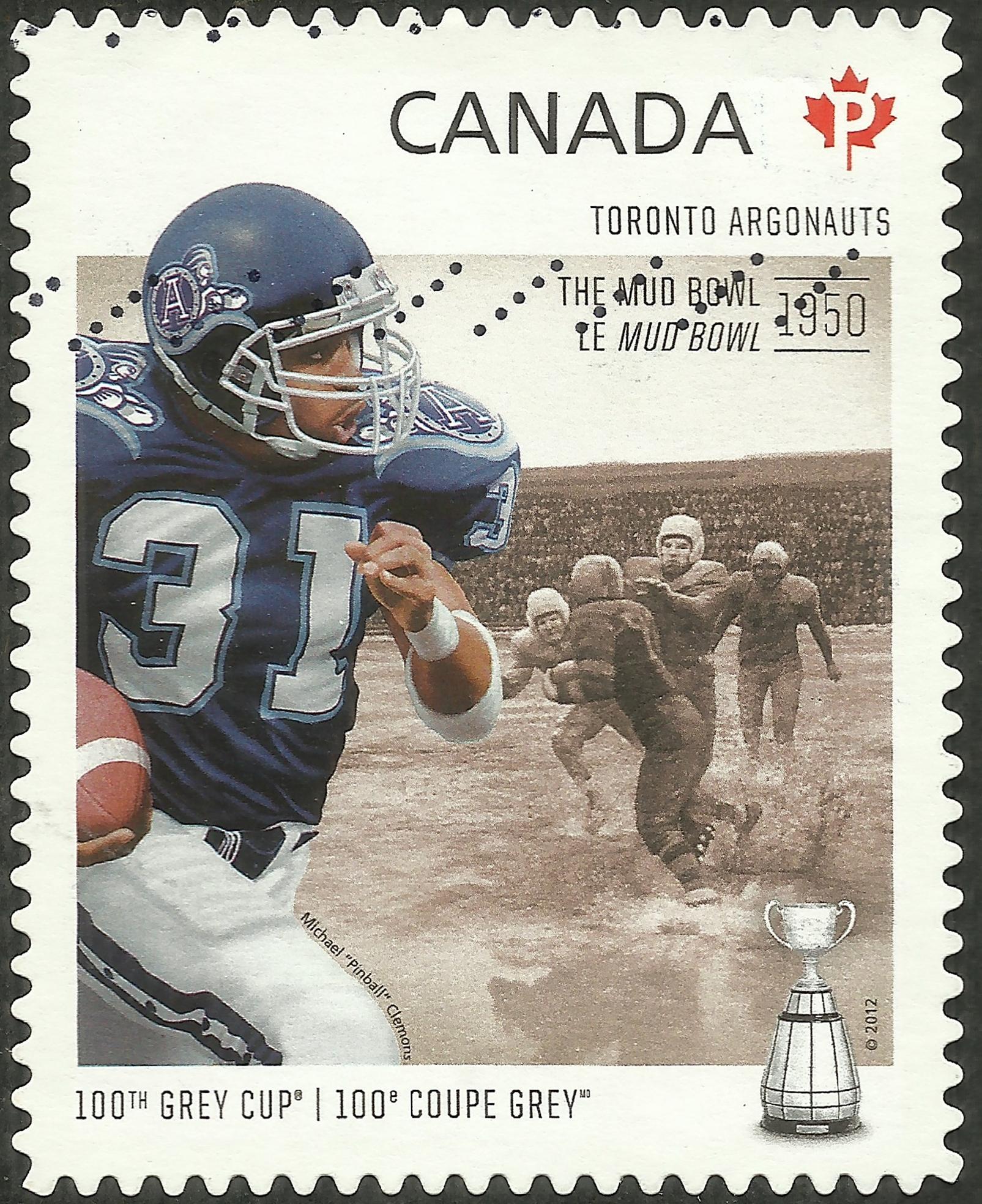 Canada - Scott #2567h (2012)