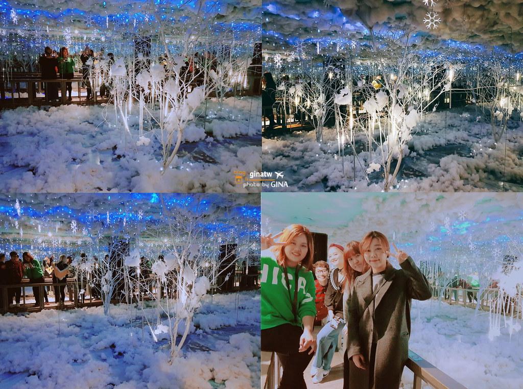 愛來魔相藝術館.智勇迷宮》首爾仁寺洞室內景點.韓國超火的黑白咖啡廳.附交通地圖+ 韓劇你為我著迷 韓綜JESSICA & KRYSTAL拍攝地 @Gina環球旅行生活