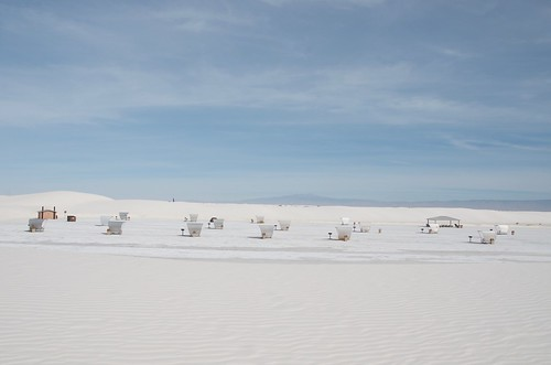 White Sands picknick area