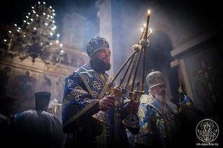 Божественная литургия 210
