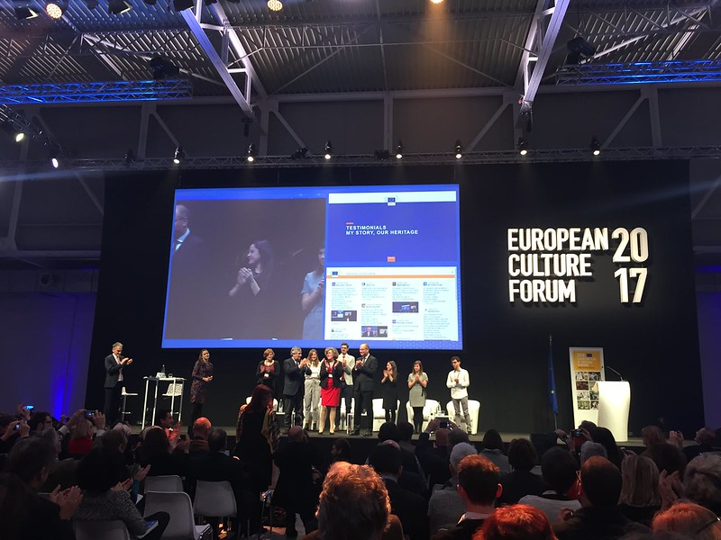 European Culture Forum 2017 in Milan