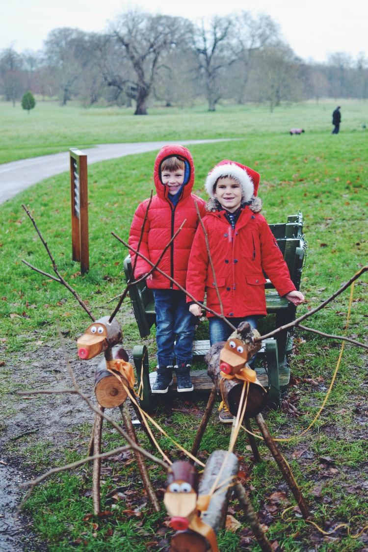 Sleigh Christmas Kingston Lacy