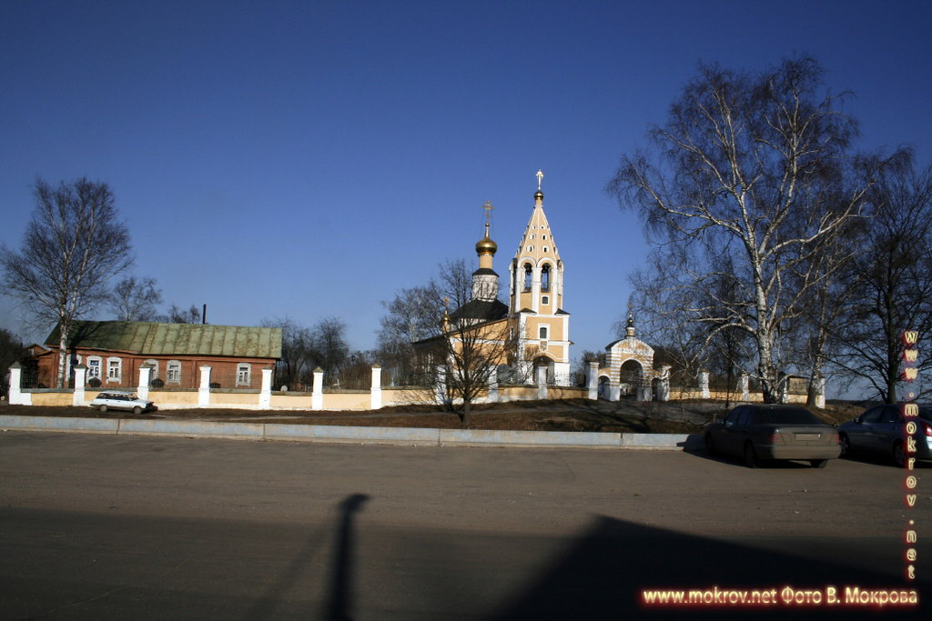 Город Тверь  с камерой прогулки туристов