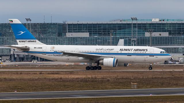 Kuwait Airways 9K-AMB pmb19-0518