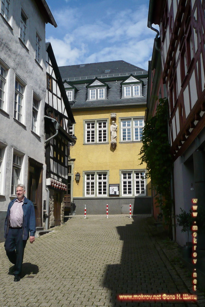 Город Лимбург на Лане фото достопримечательностей