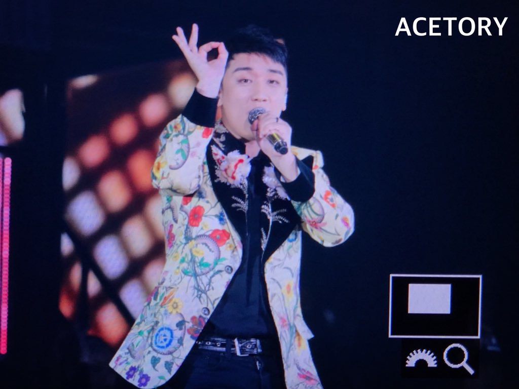 BIGBANG via Acetory - 2017-11-19 (details see below)
