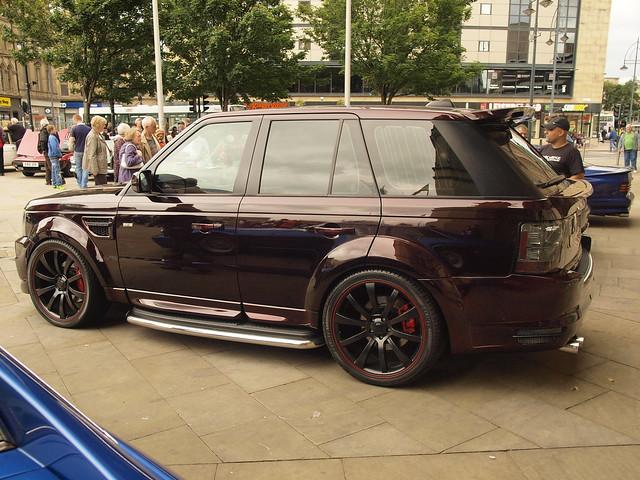 Land R-Rover Barugzai Sport - 2005