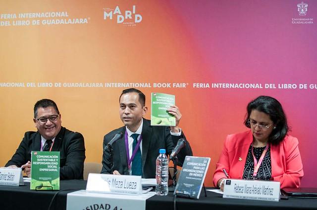 Comunicación sustentable para las organizaciones en México FILG 2017