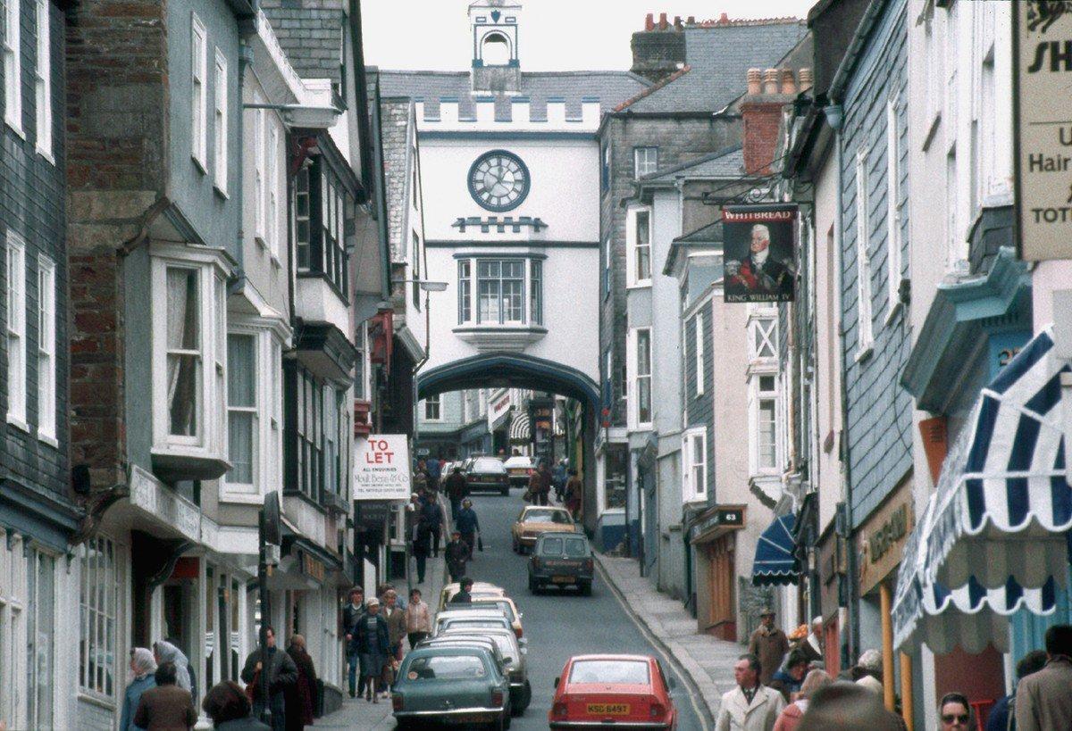 英國西南部城市 Totnes