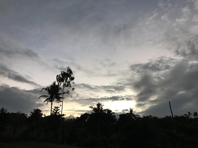 twilight at the farm  Dec 2017