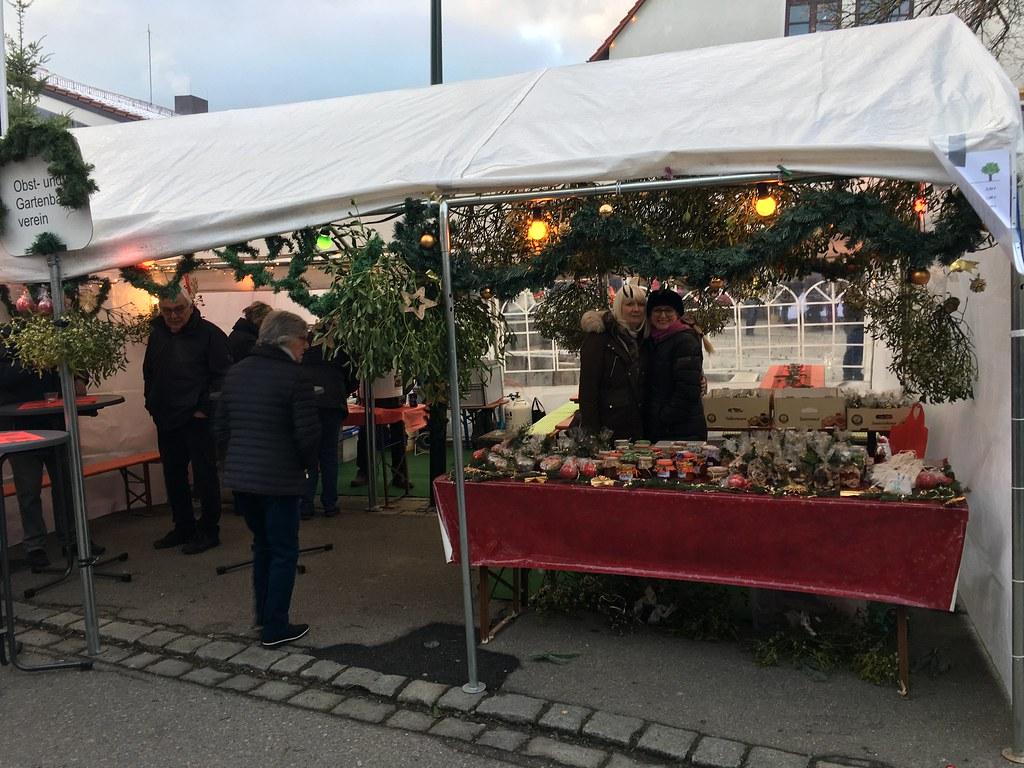 Weihnachtsmarkt 2017 Steinenbronn