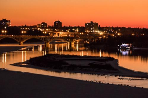 Saskatoon sunset