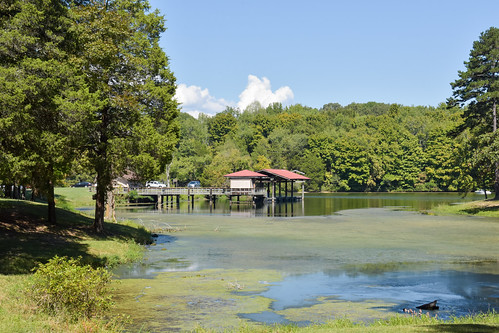 Booker T. Washington State Park