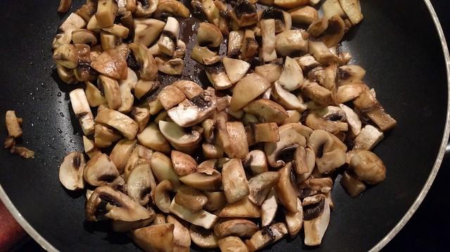 champignonsoep met room