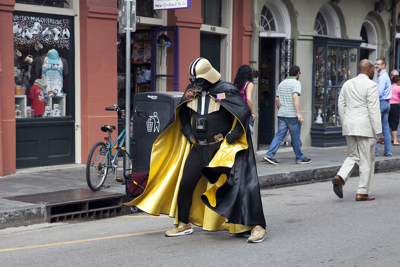 Dancing Darth Vader