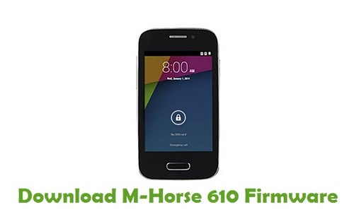 M-Horse 610 Firmware