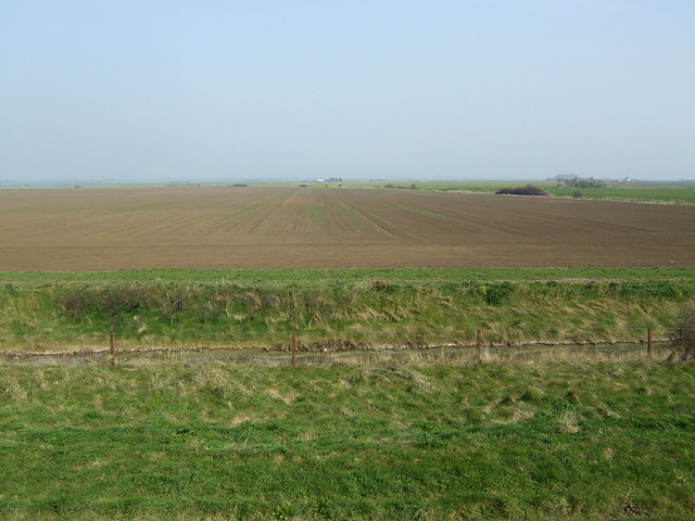 View over the Dengie peninsula