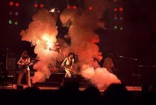 Queen live @ Liverpool - 1975