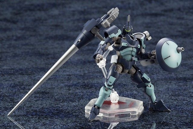 壽屋《HEXA GEAR》Governor Para-Pawn Ignite(ガバナー パラポーン・イグナイト)1/24 組裝模型