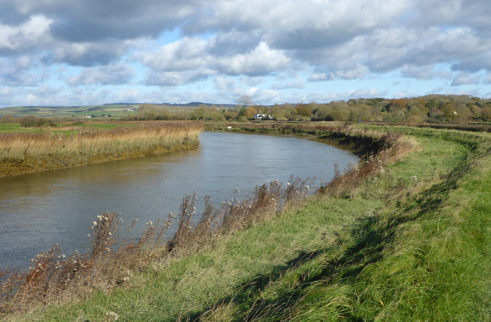 The RIver Arun near Arundel