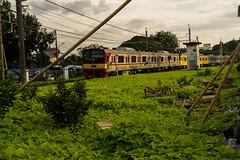 Departing Pasar Minggu Station