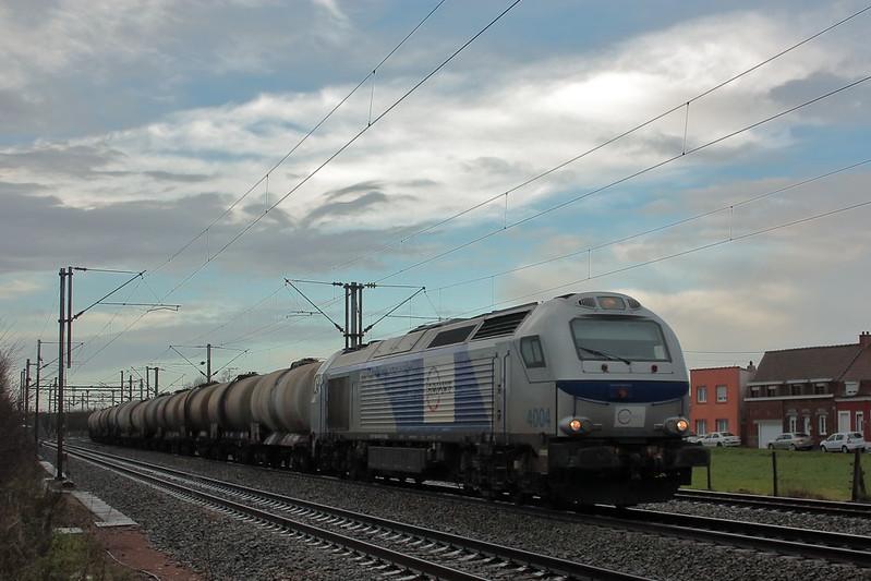 Vossloh 2508 - EURO 4000 - EPF 4004 / Hazebrouck