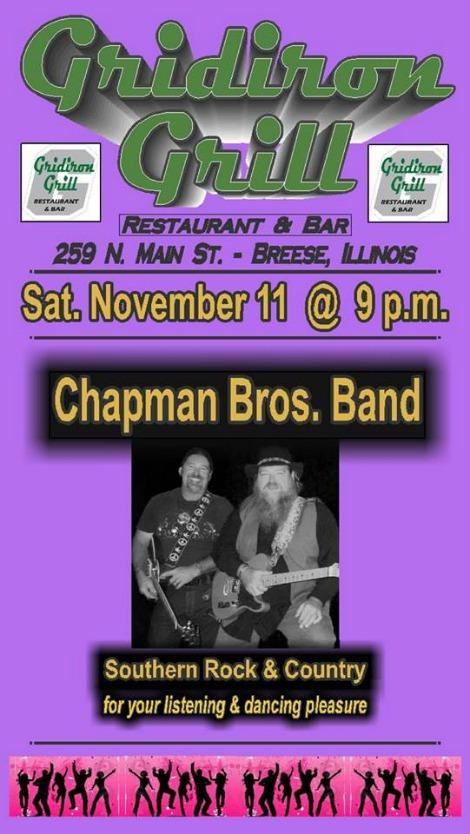 Chapman Bros 11-11-17