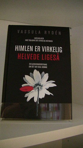 Heaven is Real but So is Hell Book in Danish language
